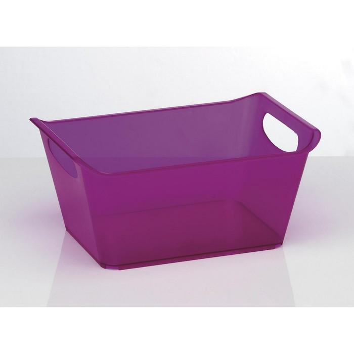 Ящик хозяйственный, 5 л, цвет МИКС