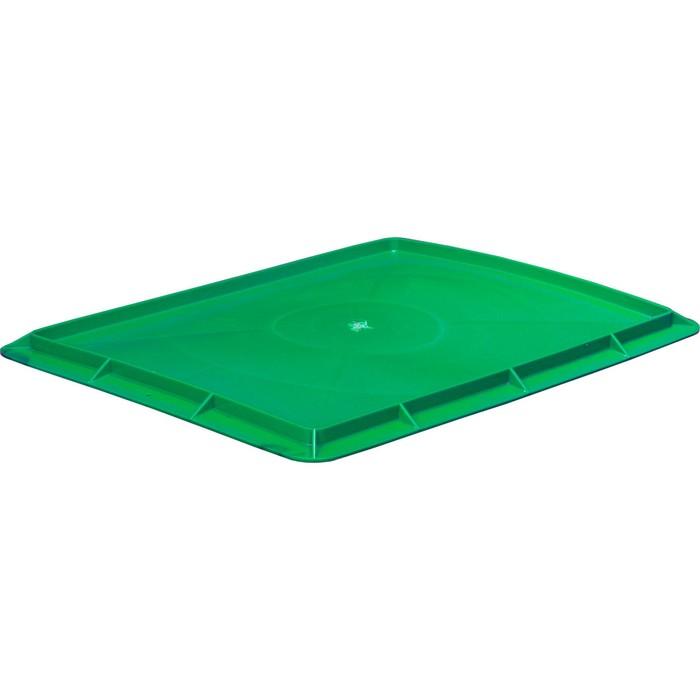 Крышка для ящика  зеленая