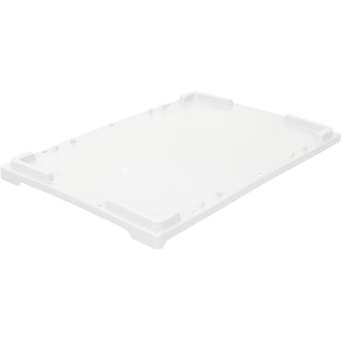 Крышка для ящиков 600x400 белая морозостойкая