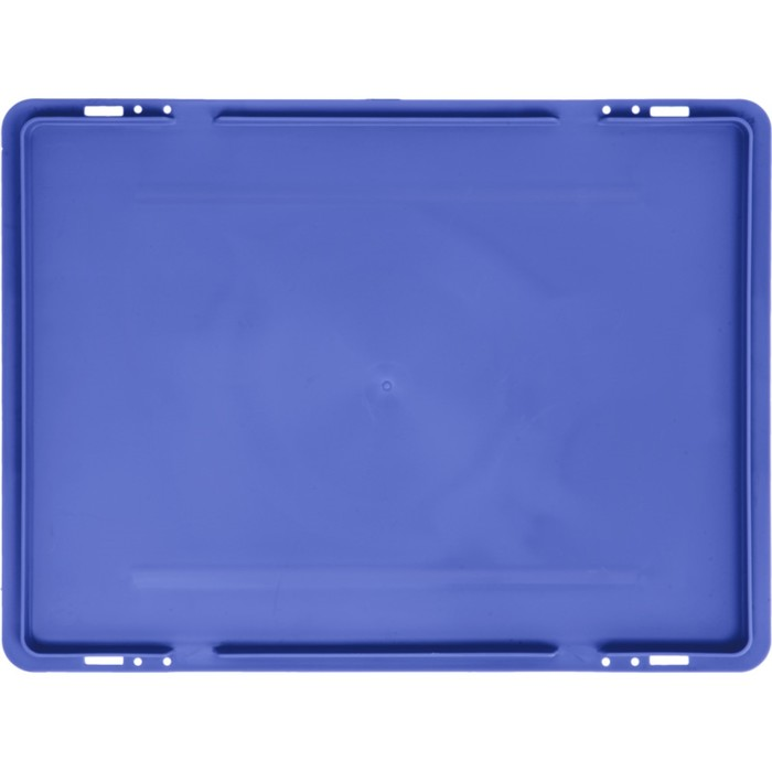 Крышка для ящиков 400x300 синяя