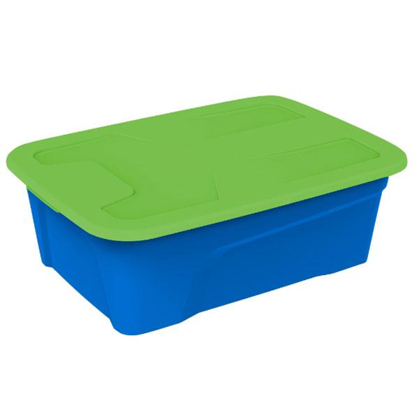 Коробка для игрушек Полимербыт Roombox kids 25л (4371901)