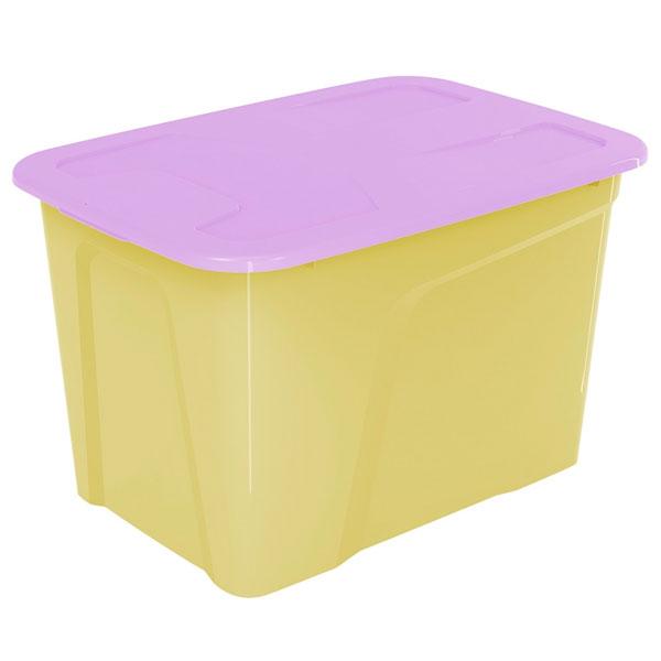 Коробка для игрушек  Полимербыт Roombox kids 50л (4373401)