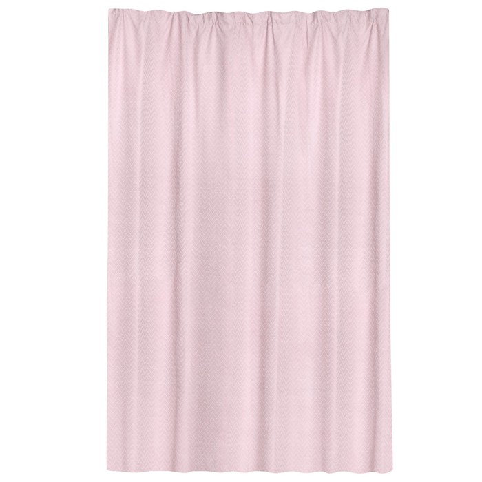 Штора готовая New Pink, 200х280 см