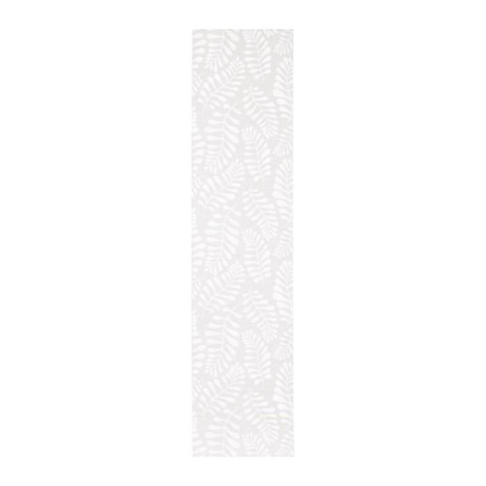 Гардина ЮРЛА, размер 60х300 см, цвет белый