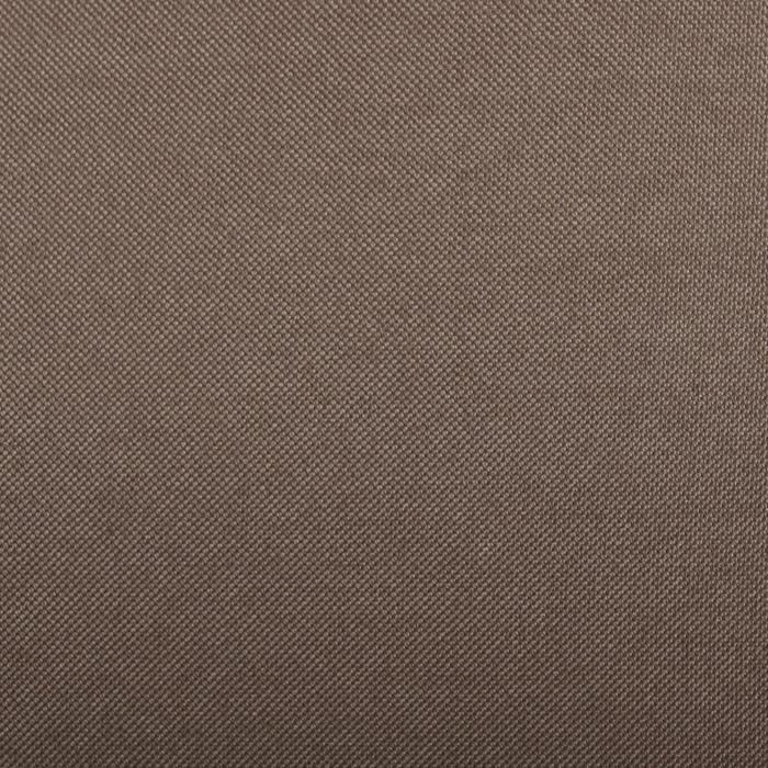 Штора портьерная, двусторонняя, цвет какао 190х275 см — 1шт
