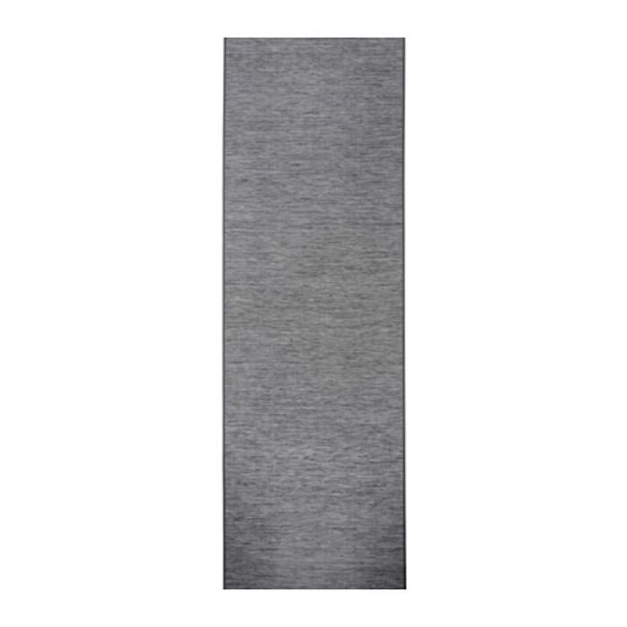 Гардина ФОНСТЕРВИВА, размер 60х300 см, цвет тёмно-серый