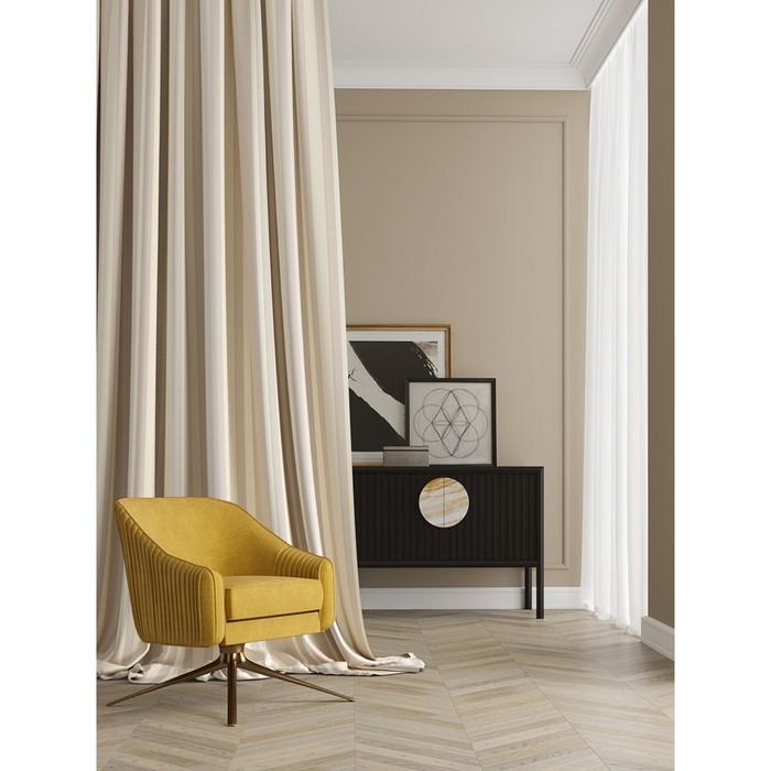 Портьера «Сайлин», размер 150 × 280 см - 1 шт