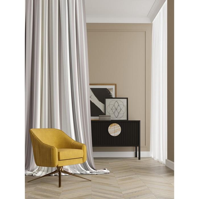Портьера «Лавдин», размер 150 × 280 см - 1 шт