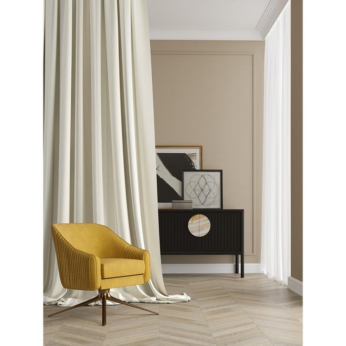 Портьера «Дайзи», размер 150 × 280 см - 1 шт