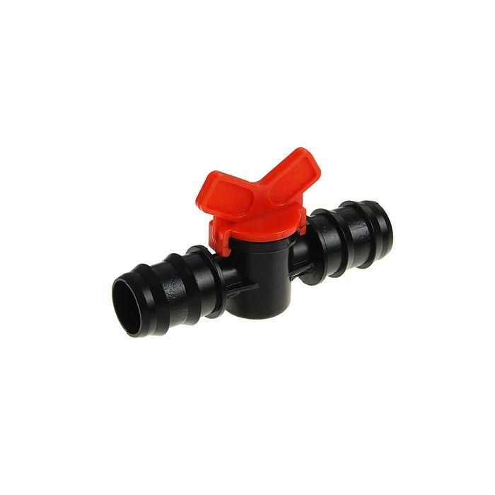 """Клапан регулирующий, 1"""" (25 мм) — 1"""" (25 мм), пластик"""