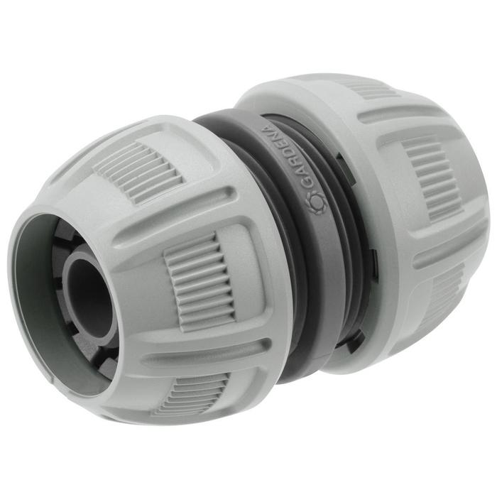 "Муфта-соединитель, 1/2"" (12 мм) – 1/2"" (12 мм), пластик"