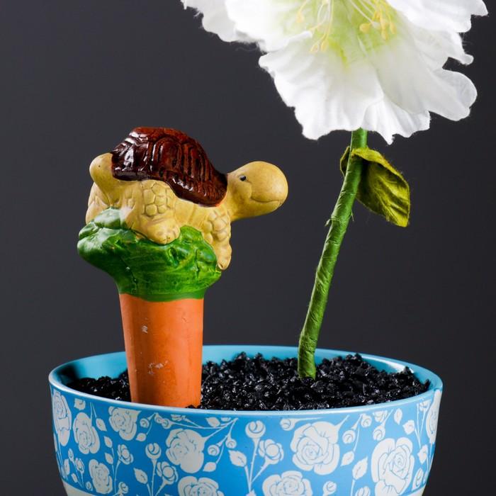 """Ороситель для домашних растений """"Черепаха"""" микс 4 вида"""