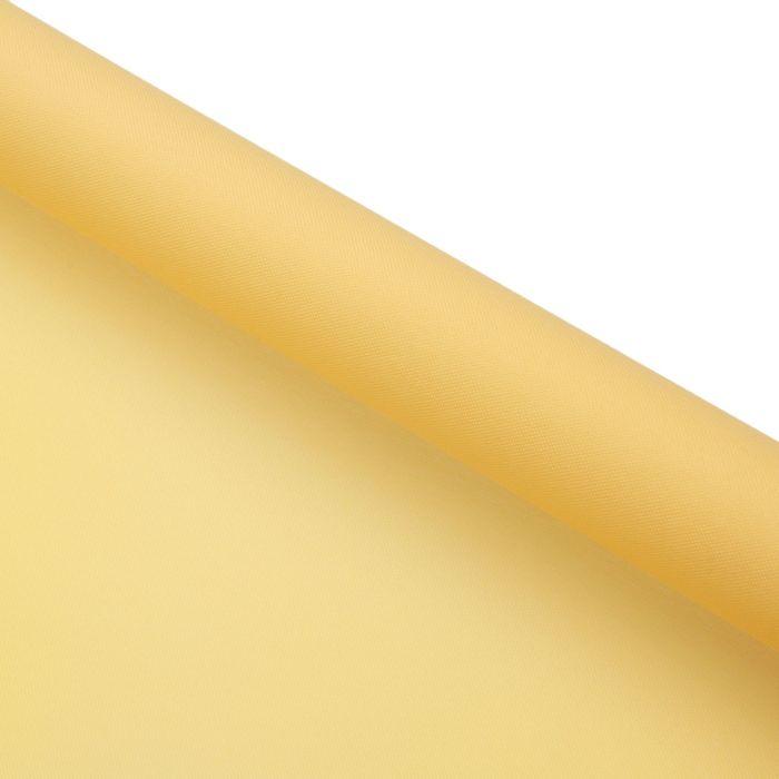 """Штора-ролет 140x160 см """"Комфортиссимо"""", цвет желтый"""