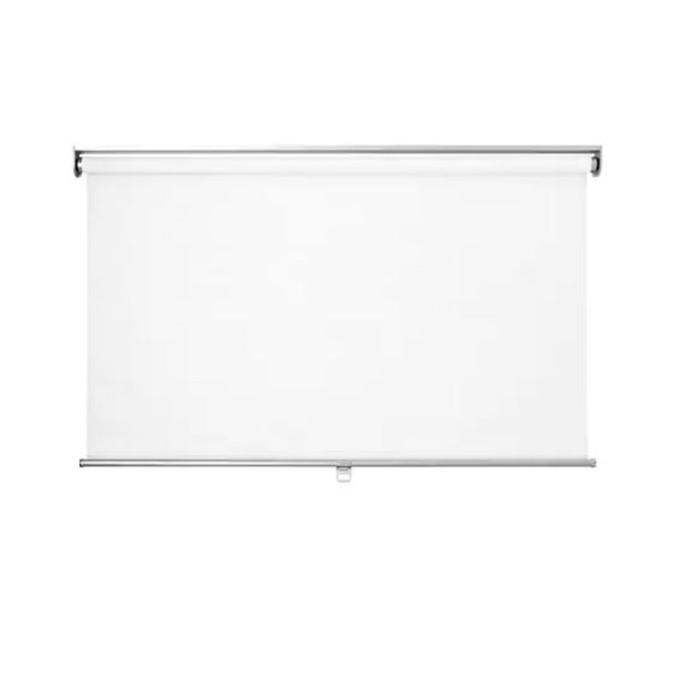Рулонная штора СКОГСКЛЁВЕР, размер 60х195 см, цвет белый