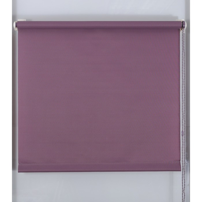Рулонная штора «Простая MJ» 160х160 см, цвет капучино