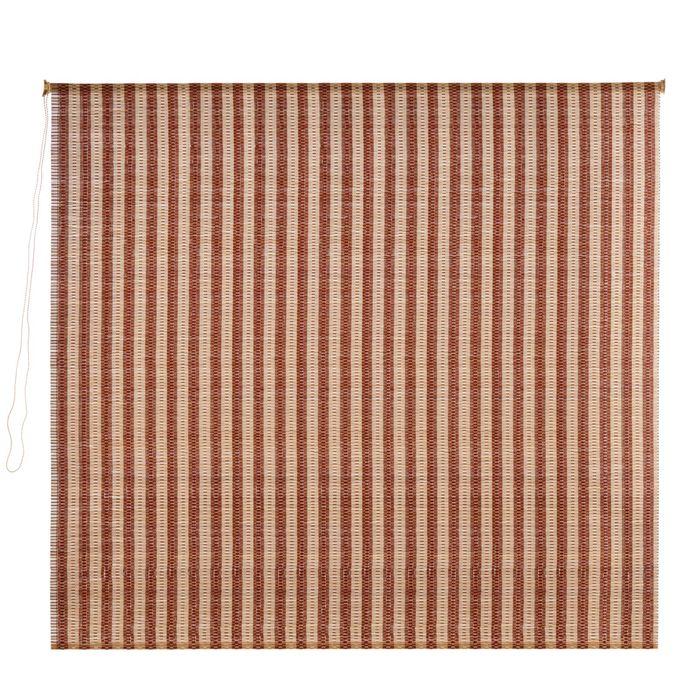 Штора рулонная, бамбук 180х160 см