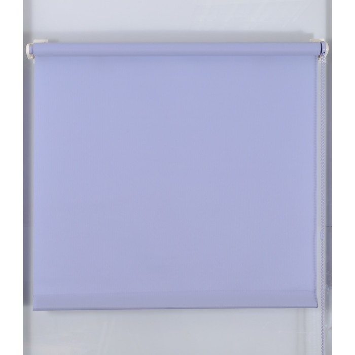Рулонная штора «Простая MJ» 45х160 см, цвет серо-голубой