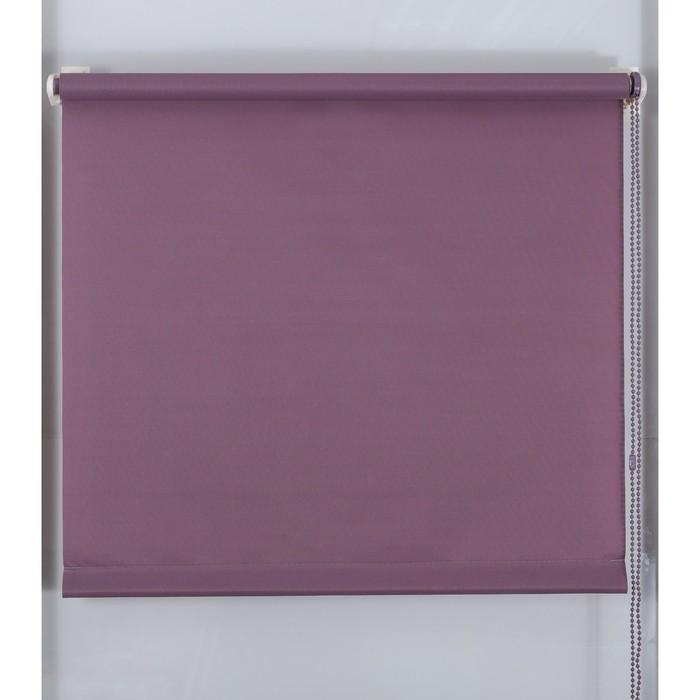 Рулонная штора «Простая MJ» 80х160 см, цвет капучино