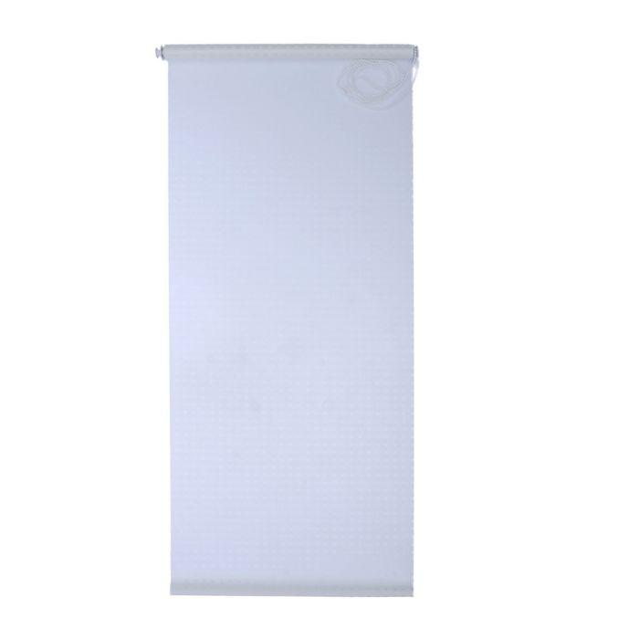 """Штора рулонная """"Плаза"""" 60х175 см, цвет белый"""