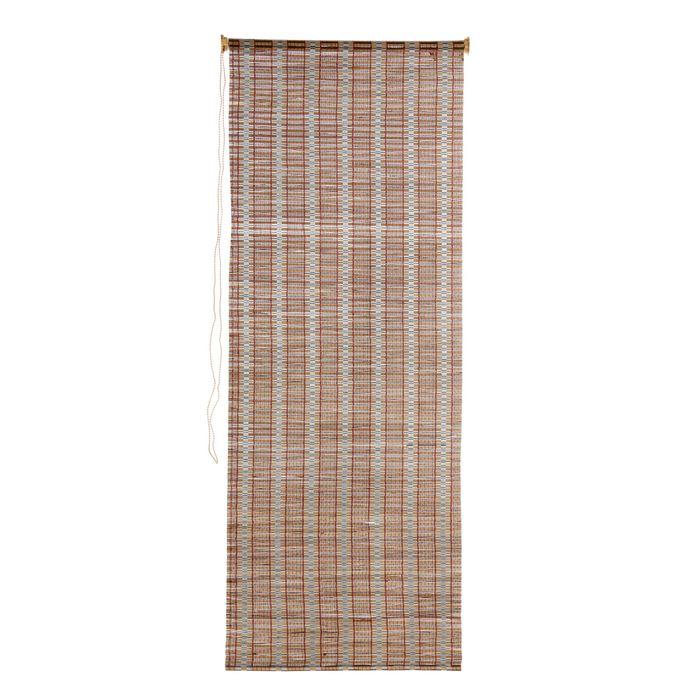 Штора рулонная, бамбук 60х160 см