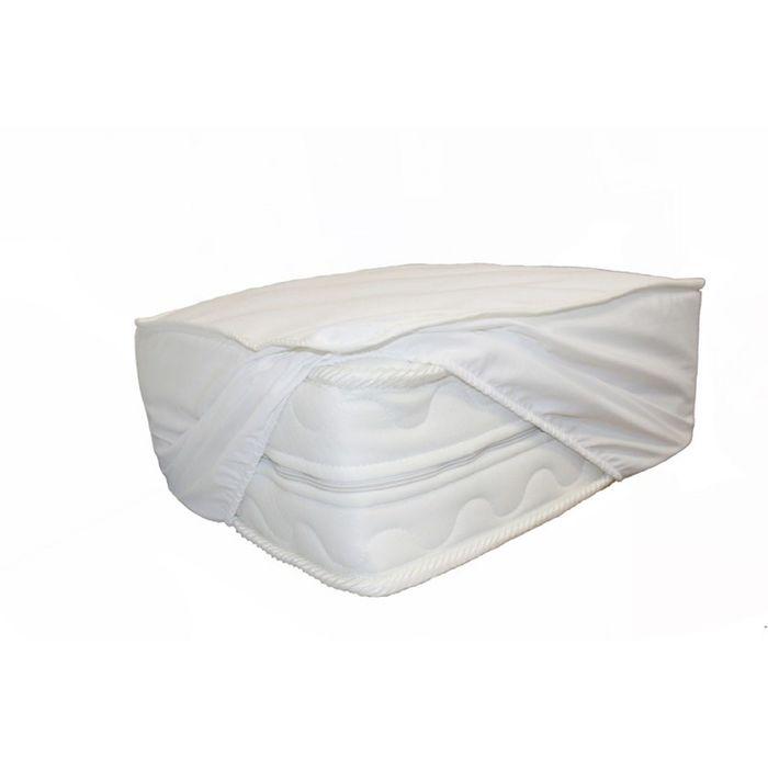 "Наматрасник на резинке ""Непромокаемый"", размер 160х190 см"