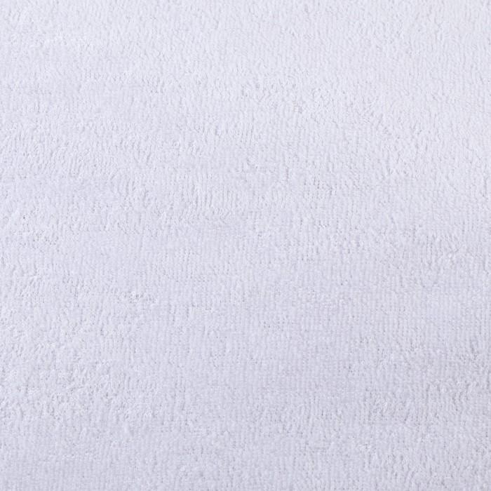 Наматрасник влагонепроницаемый 90х200 см, мулетон, мембрана, 60% хл, 40% п/э