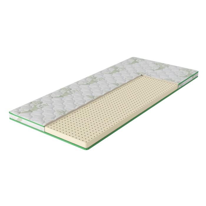 Наматрасник Латекс-3, размер 60х120 см, высота 3 см, жаккард