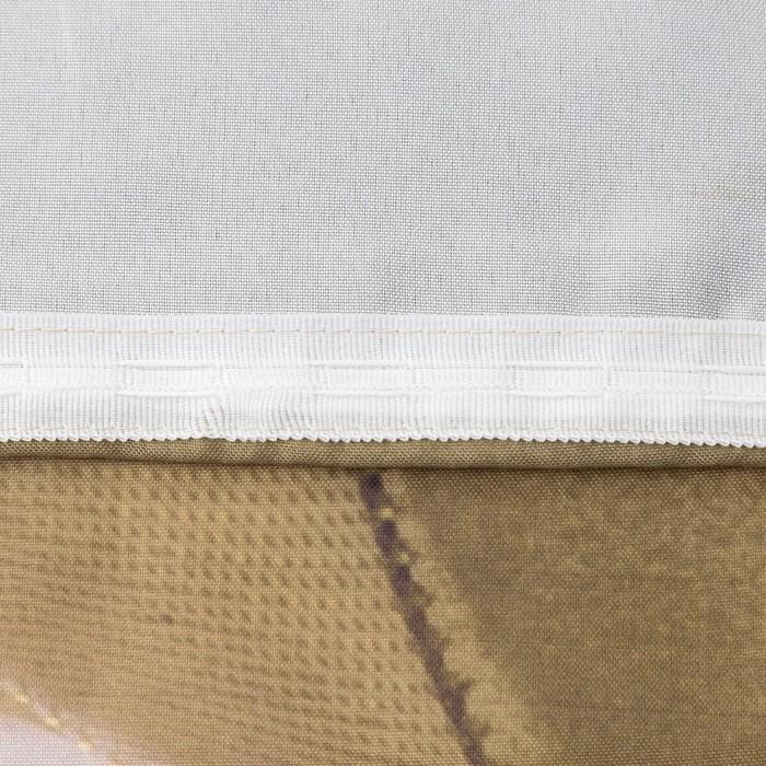 Комплект штор Бонито штора (147х267 см), тюль (147х267 см), габардин, пэ 100%