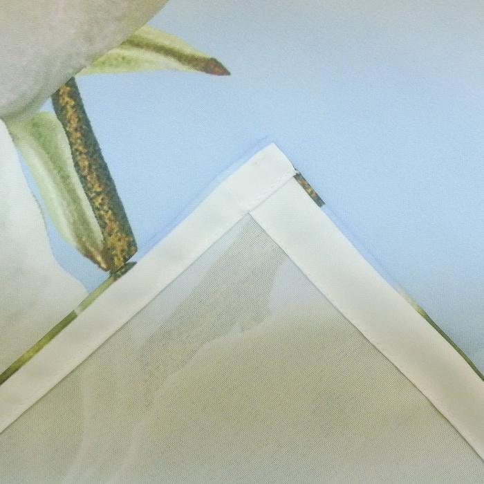 "Фотошторы ""Полет колибри"" 145х260 см 2шт, габардин 160гр/м2, пэ100%"