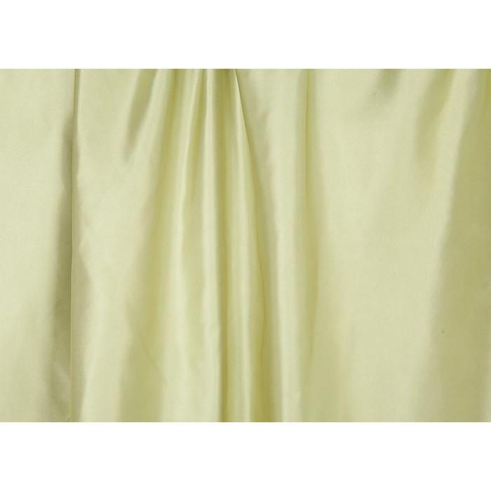 Ткань портьерная, ширина 280 см, тафта, однотон