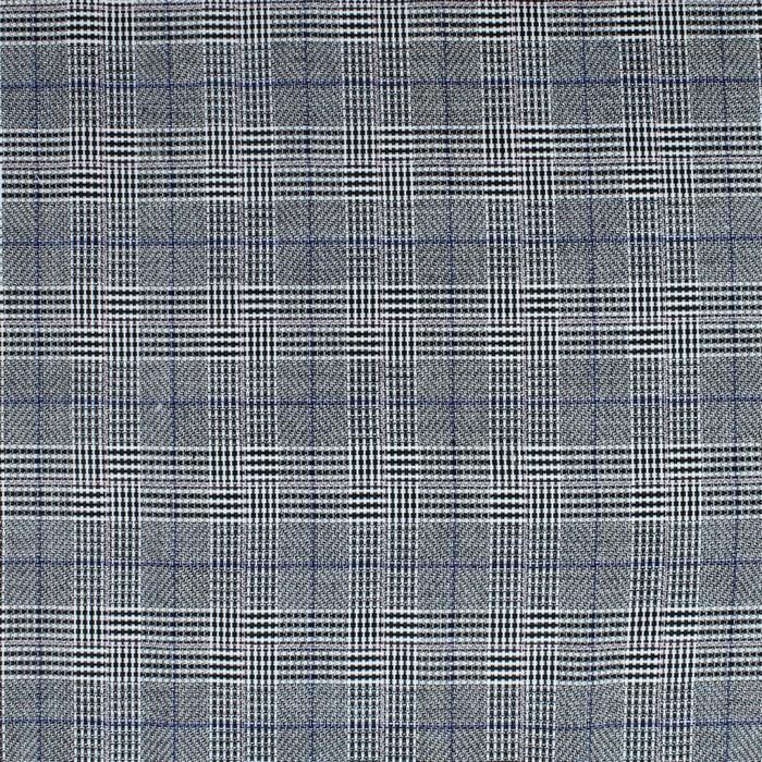 Ткань костюмная, вискоза стрейч в клетку, ширина 150 см, RH 22/032