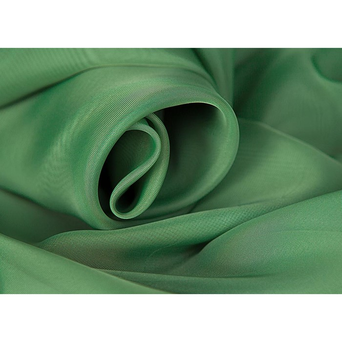 Ткань тюлевая, ширина 300 см, вуаль, однотон