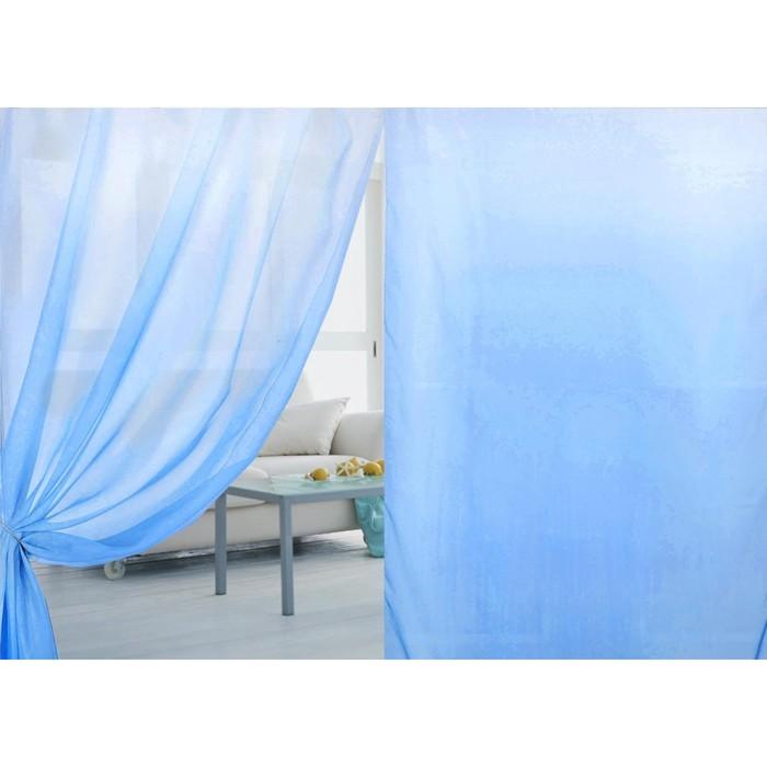 Ткань тюлевая, ширина 145 см, вуаль, печать