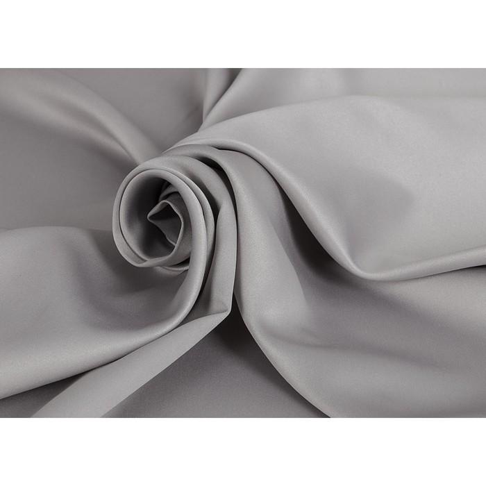 Ткань тюлевая в рулоне, ширина 280 см, шёлк, полуорганза 98980