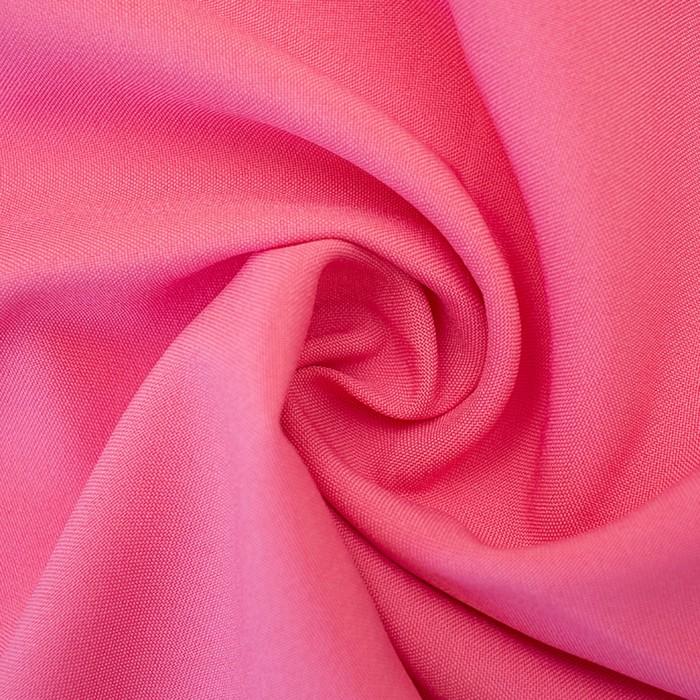 Ткань костюмная габардин, ширина 150 см, цвет коралловый 260 г/п.м.