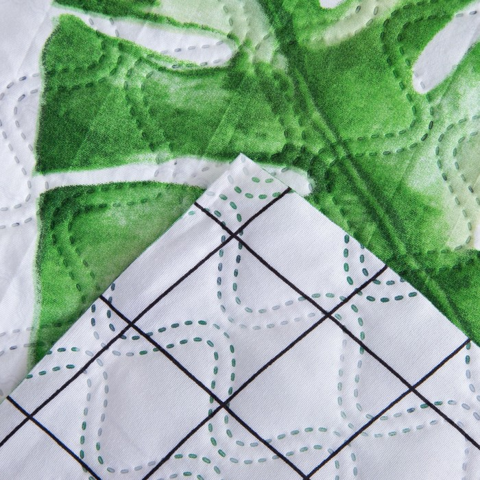 Покрывало Экономь и Я евро макси «Лимонное настроение», 240х210±5 см, микрофайбер