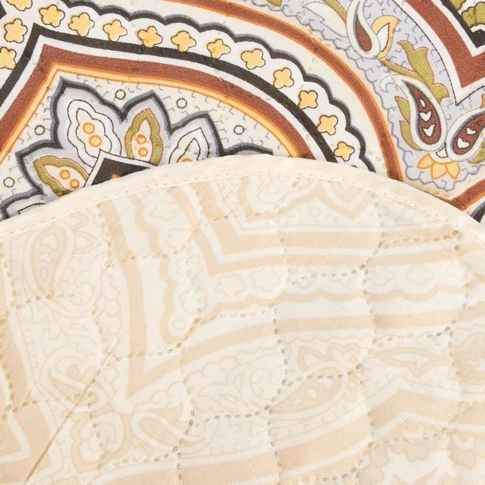 Покрывало двусторонее Marianna Barokko рис 18-007 150х220 см, пэ100%