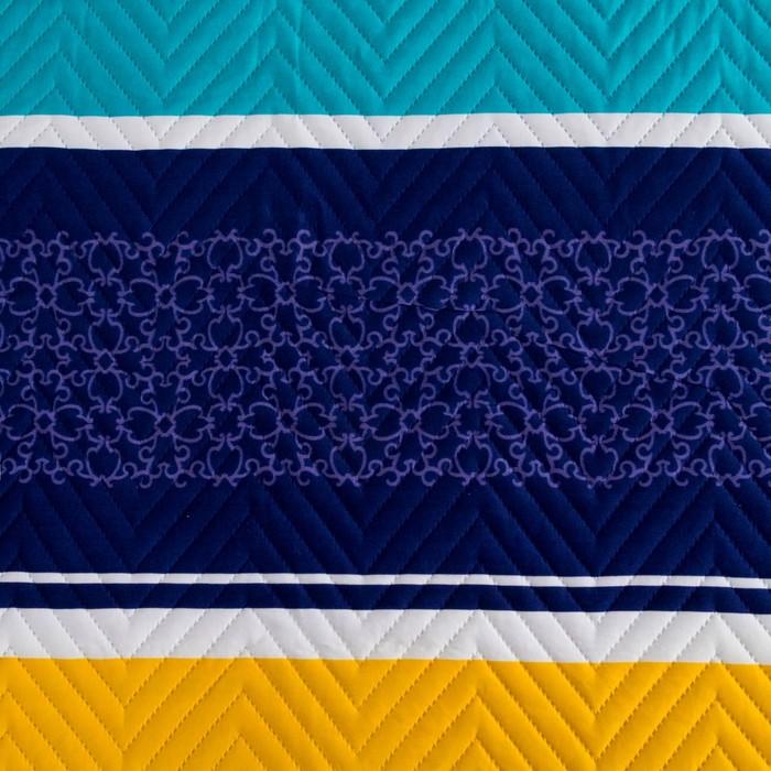 Покрывало Экономь и Я Ультрастеп «Радуга» 200×210 ± 5 см, микрофайбер, 215 г/м², 100% п/э
