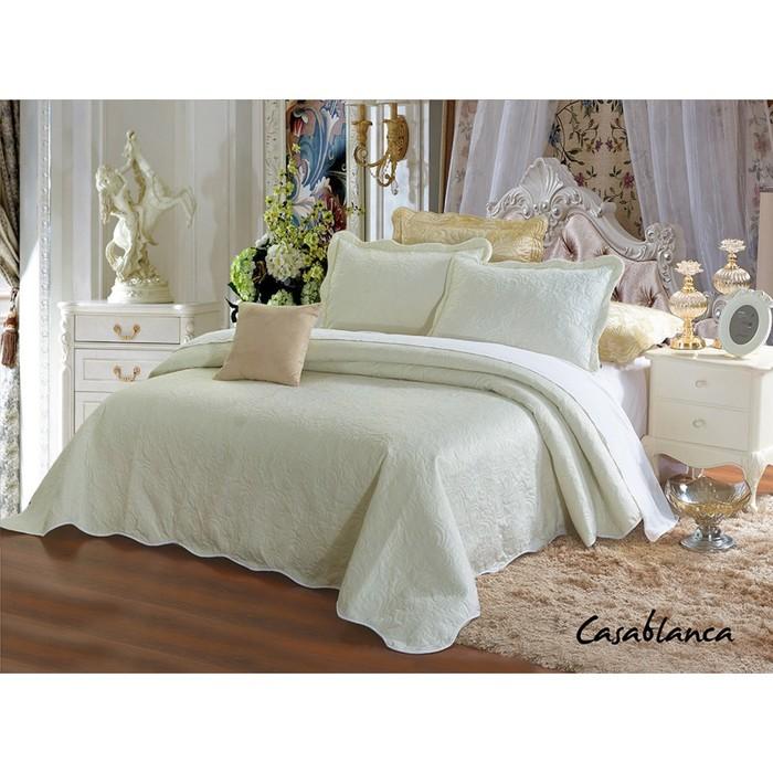 Комплект Casablanca: покрывало 160 × 220 см, наволочка 50 × 70 см - 1 шт