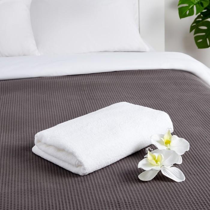 """Полотенце махровое """"Этель"""" Hotel 50х70 см, 100% хлопок, 500 г/м²"""
