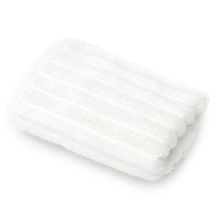 Полотенце Meridiano white, размер 30 × 50 см