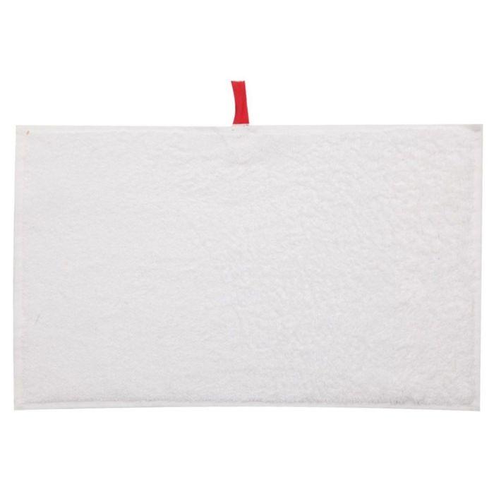 Полотенце Indigo, размер 30 ×50 см. белый