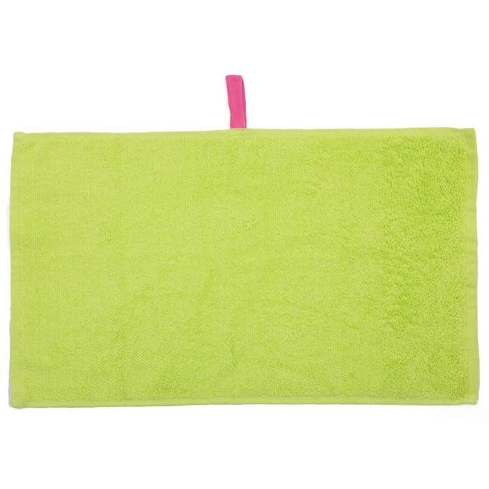 Полотенце Indigo, размер 30 × 50 см, зелёный