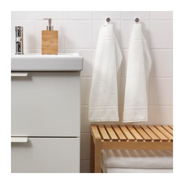 Полотенце ФРЭЙЕН, размер 30 × 50 см, белый