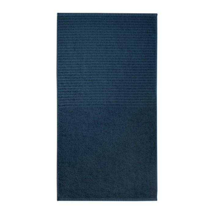 Полотенце ВОГШЁН, размер 50 × 100 см,тёмно-синий