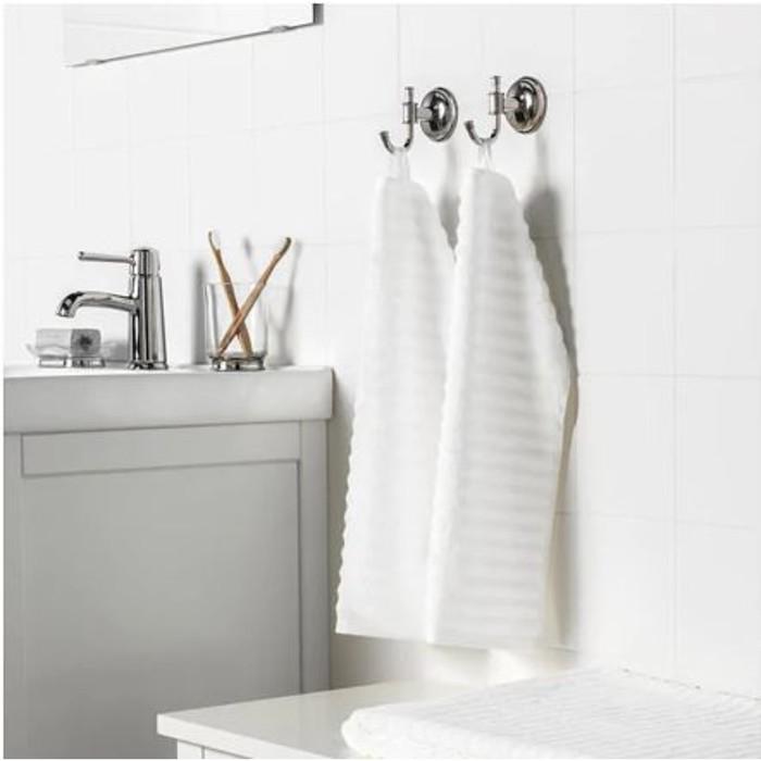 Полотенце ФЛОДАРЕН, размер 30 × 50 см, белый