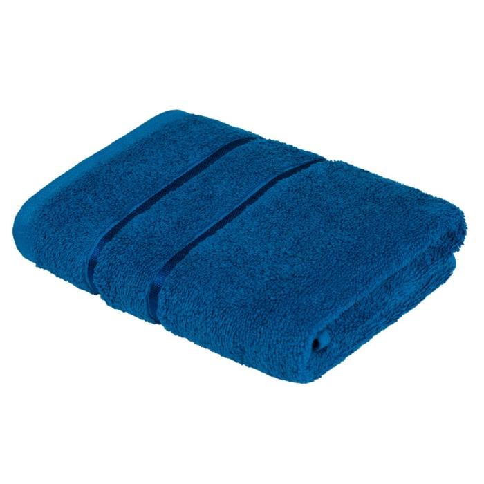Полотенце «Египетский хлопок», размер 50 × 90 см, синий