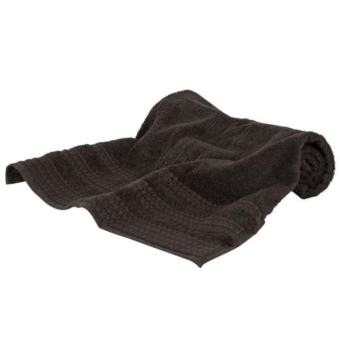 Полотенце Rattan, размер 50 × 90 см, коричневый