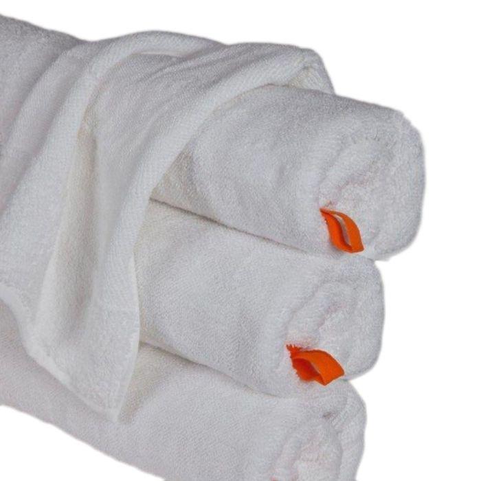 Полотенце Indigo, размер 50 × 90 см, белый