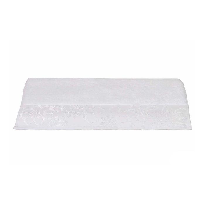 Полотенце Dora, размер 50 × 90, белый